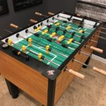 Foosball Table electronic sound system
