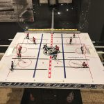 Removing the ice on a Chexx Bubble Hockey