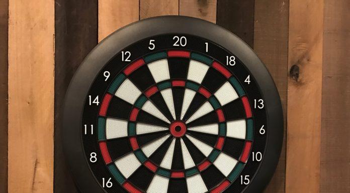 Gran Board 2 Dart Board