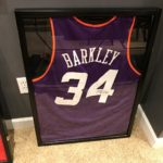 Framed Jerseys Cheap and Easy