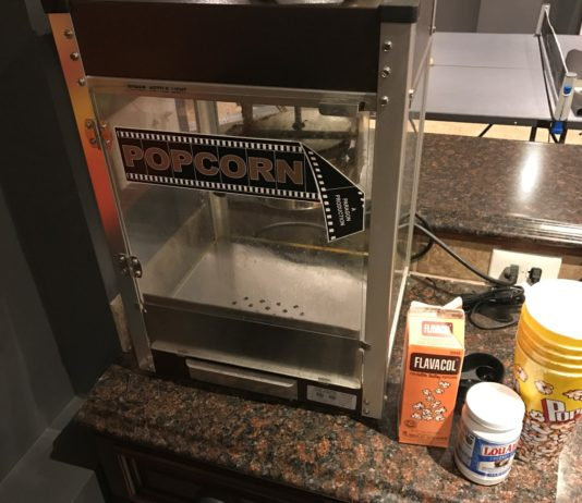 Paragon Cineplex Popcorn Machine