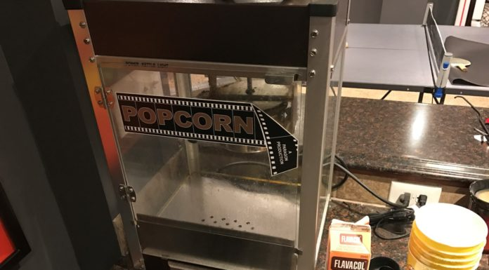 Paragon Cineplex Popcorn Machine
