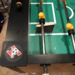 Replacing Tornado Foosball Men