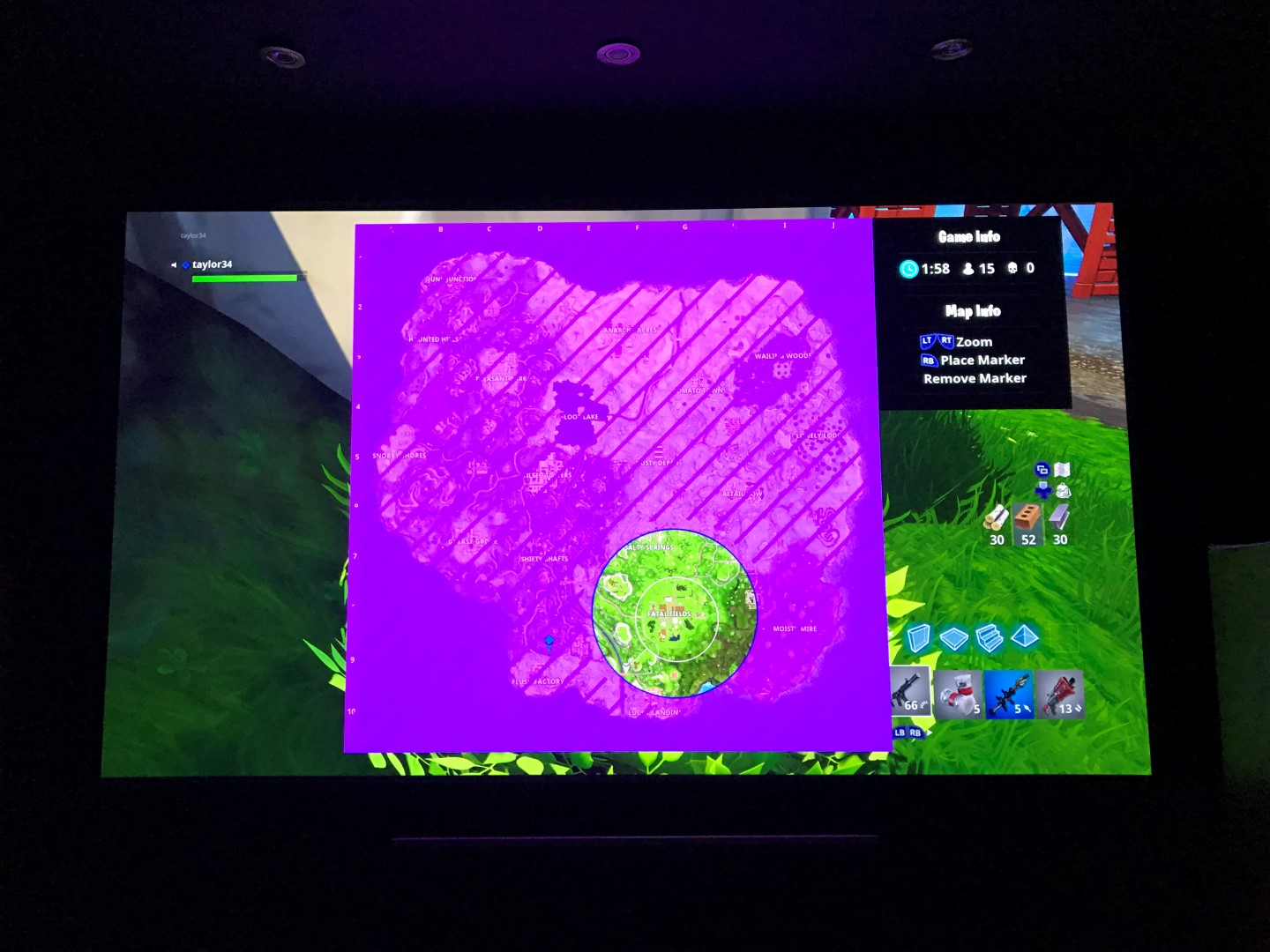 Fortnite almost at the end