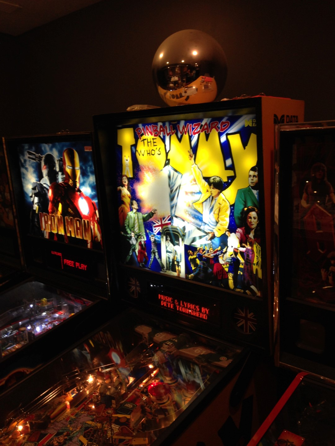 Tommy Pinball