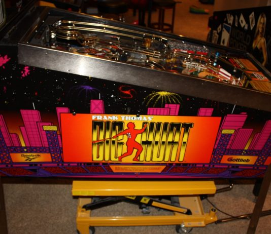 Big Hurt Pinball