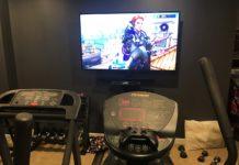 Overwatch on elliptical machine