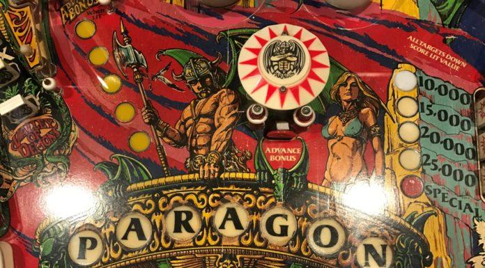 Pinball Machine Under 1000 Paragon