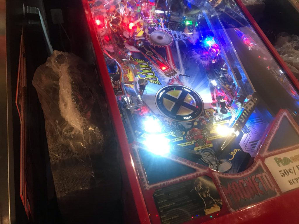 Pinball Club Machine