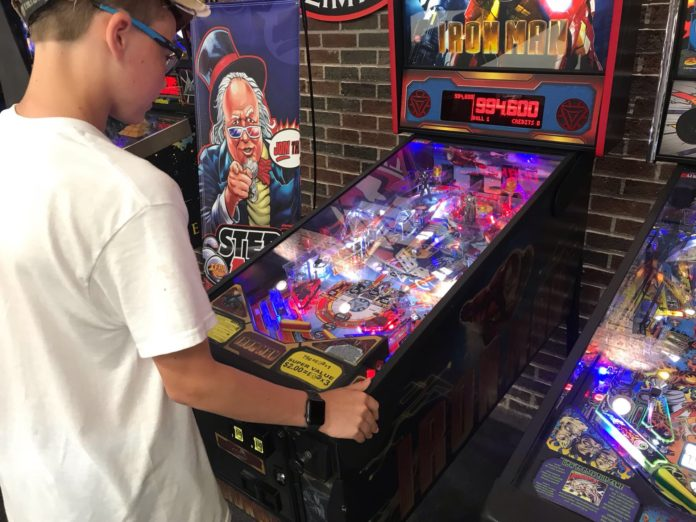 Top Pinball Machines for Kids