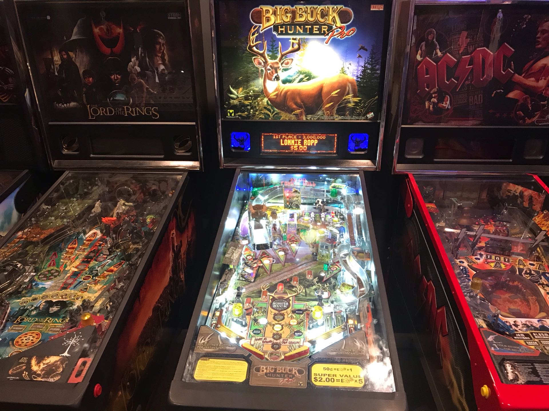 Big Buck Hunter Pinball review